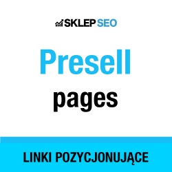 50 linków - Presell Pages...