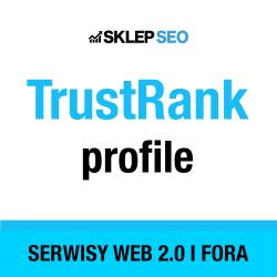 50 profili TrustRank - Polska