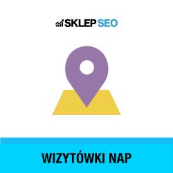 30 profili - Wizytówki NAP